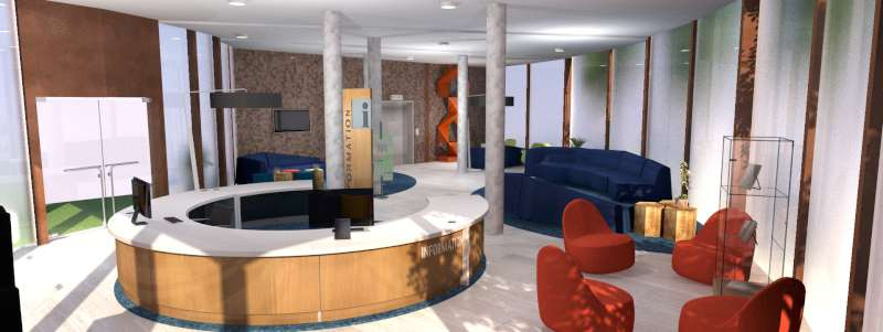 American Concept & Design, LLC Interior Blueprint
