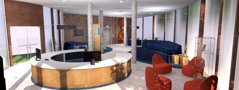 American Concept & Design, LLC Interior Blueprint